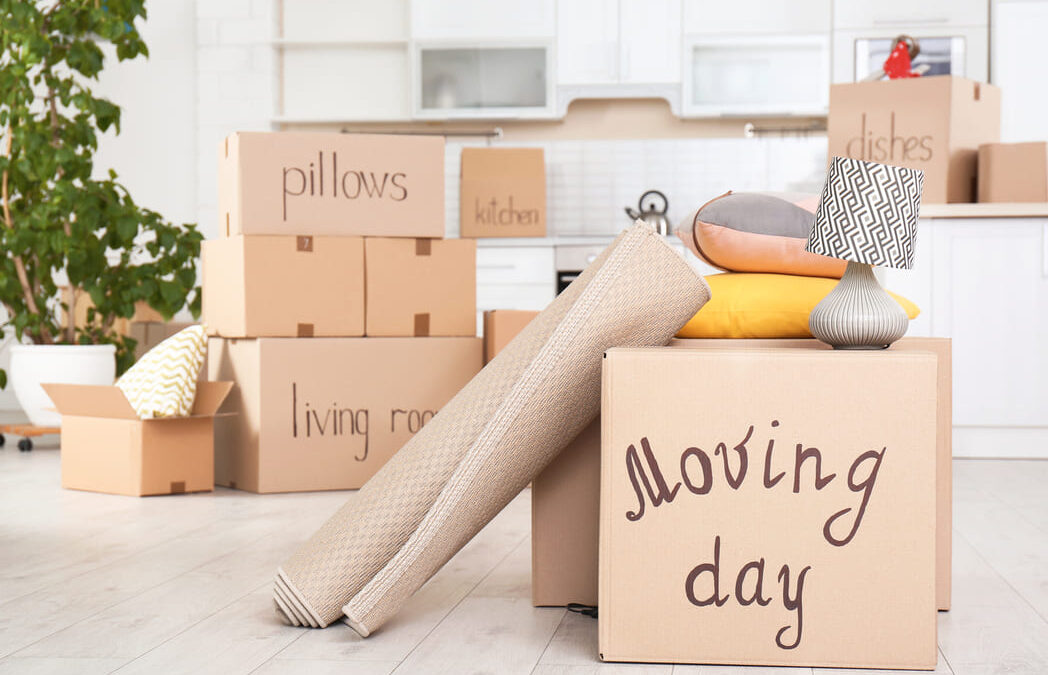 Guide to make your moving less stressful