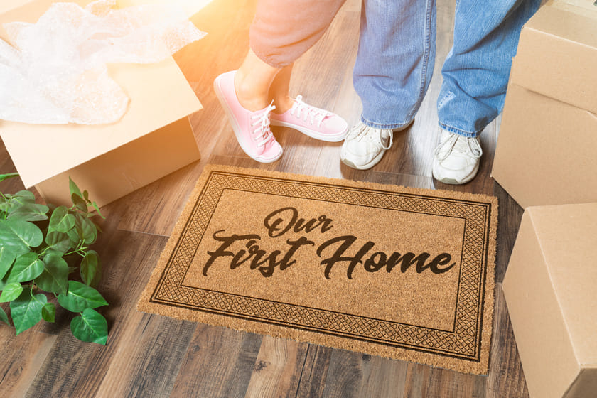 What is the Best Kind of property for a first time homebuyer?