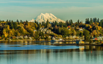 What is the difference between homes in Seattle WA and Olympia WA?